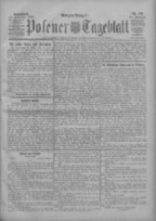 Posener Tageblatt 1906.09.15 Jg.45 Nr432