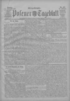 Posener Tageblatt 1906.09.25 Jg.45 Nr449