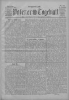 Posener Tageblatt 1906.09.27 Jg.45 Nr452