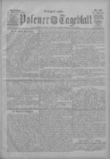 Posener Tageblatt 1906.09.27 Jg.45 Nr453