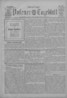 Posener Tageblatt 1906.09.29 Jg.45 Nr457