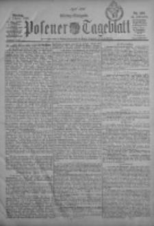 Posener Tageblatt 1906.10.01 Jg.45 Nr459