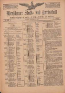 Wreschener Stadt und Kreisblatt: amtlicher Anzeiger für Wreschen, Miloslaw, Strzalkowo und Umgegend 1912.05.02 Nr53