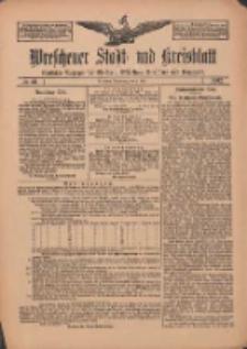 Wreschener Stadt und Kreisblatt: amtlicher Anzeiger für Wreschen, Miloslaw, Strzalkowo und Umgegend 1912.05.09 Nr56
