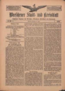 Wreschener Stadt und Kreisblatt: amtlicher Anzeiger für Wreschen, Miloslaw, Strzalkowo und Umgegend 1912.06.04 Nr66