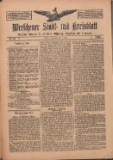 Wreschener Stadt und Kreisblatt: amtlicher Anzeiger für Wreschen, Miloslaw, Strzalkowo und Umgegend 1912.06.27 Nr76