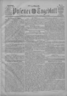 Posener Tageblatt 1906.01.06 Jg.45 Nr9