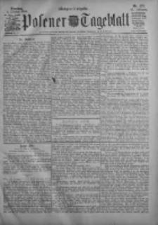 Posener Tageblatt 1906.10.09 Jg.45 Nr472