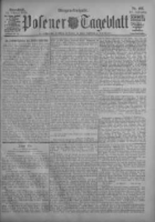 Posener Tageblatt 1906.10.13 Jg.45 Nr480