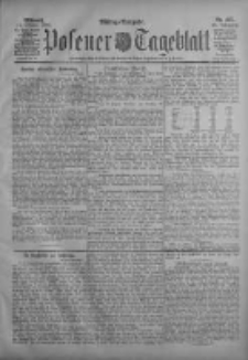 Posener Tageblatt 1906.10.17 Jg.45 Nr487
