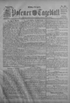 Posener Tageblatt 1906.10.18 Jg.45 Nr489