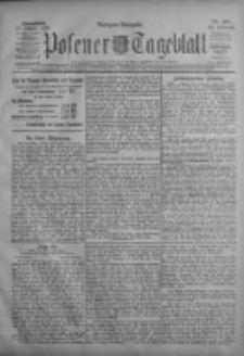 Posener Tageblatt 1906.10.20 Jg.45 Nr492