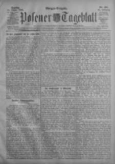 Posener Tageblatt 1906.10.21 Jg.45 Nr494