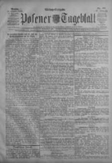 Posener Tageblatt 1906.10.22 Jg.45 Nr495
