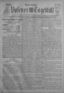 Posener Tageblatt 1906.10.24 Jg.45 Nr498