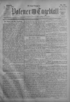 Posener Tageblatt 1906.10.24 Jg.45 Nr499