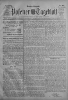 Posener Tageblatt 1906.10.25 Jg.45 Nr500