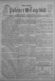 Posener Tageblatt 1906.10.26 Jg.45 Nr503