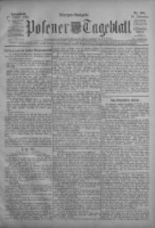 Posener Tageblatt 1906.10.27 Jg.45 Nr504