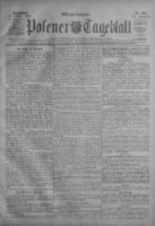 Posener Tageblatt 1906.10.27 Jg.45 Nr505