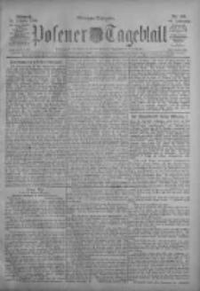 Posener Tageblatt 1906.10.31 Jg.45 Nr510