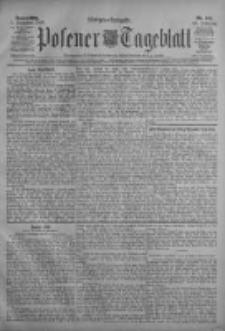 Posener Tageblatt 1906.11.01 Jg.45 Nr512