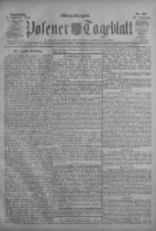Posener Tageblatt 1906.11.01 Jg.45 Nr513