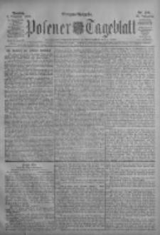 Posener Tageblatt 1906.11.06 Jg.45 Nr520