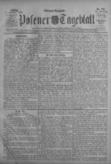 Posener Tageblatt 1906.11.09 Jg.45 Nr526