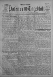 Posener Tageblatt 1906.11.11 Jg.45 Nr530