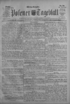 Posener Tageblatt 1906.11.12 Jg.45 Nr531