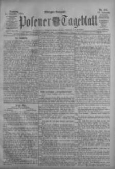 Posener Tageblatt 1906.11.13 Jg.45 Nr532