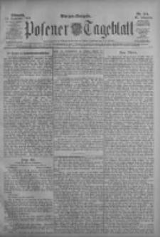 Posener Tageblatt 1906.11.14 Jg.45 Nr534