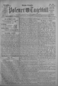 Posener Tageblatt 1906.11.15 Jg.45 Nr536