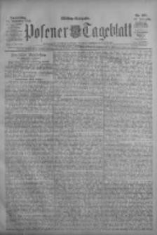 Posener Tageblatt 1906.11.15 Jg.45 Nr537