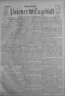 Posener Tageblatt 1906.11.17 Jg.45 Nr540