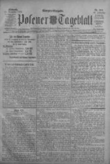 Posener Tageblatt 1906.11.21 Jg.45 Nr546