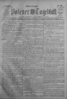 Posener Tageblatt 1906.11.22 Jg.45 Nr547