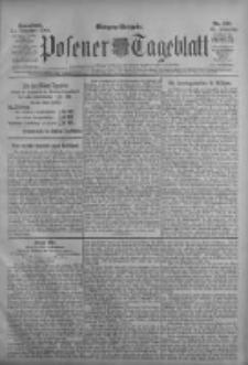 Posener Tageblatt 1906.11.24 Jg.45 Nr550