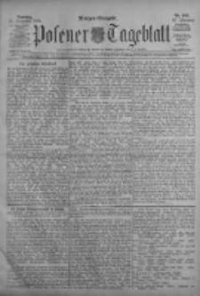Posener Tageblatt 1906.11.25 Jg.45 Nr552