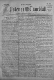 Posener Tageblatt 1906.12.06 Jg.45 Nr571
