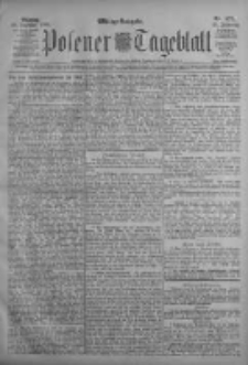 Posener Tageblatt 1906.12.10 Jg.45 Nr577