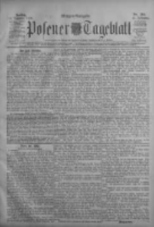 Posener Tageblatt 1906.12.14 Jg.45 Nr584