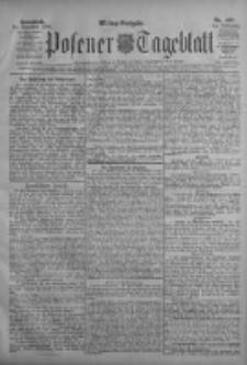 Posener Tageblatt 1906.12.15 Jg.45 Nr587