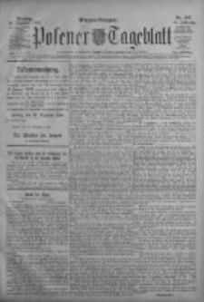 Posener Tageblatt 1906.12.18 Jg.45 Nr590