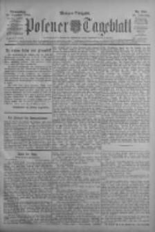 Posener Tageblatt 1906.12.20 Jg.45 Nr594