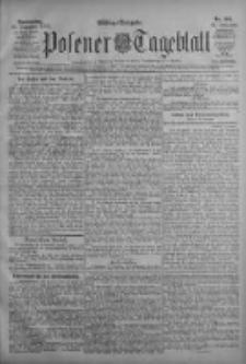 Posener Tageblatt 1906.12.20 Jg.45 Nr595