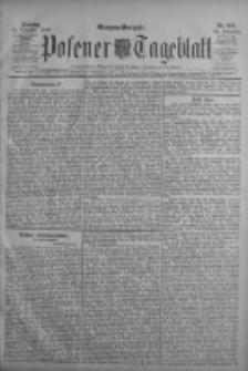 Posener Tageblatt 1906.12.23 Jg.45 Nr600