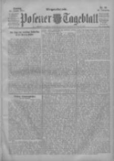 Posener Tageblatt 1904.01.24 Jg.43 Nr39