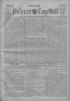 Posener Tageblatt 1904.06.04 Jg.43 Nr257